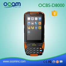 OCBS-D016: popular handheld pda with thermal printer