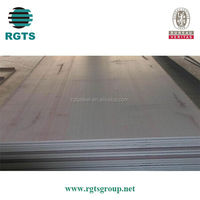 Q345 A572 ST52 S355 manganese steel plate