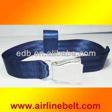Kids seat belt for children use in airplane