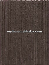 MINYUAN Top grade flat tiles made of clay fire roof tiles with 1200degree