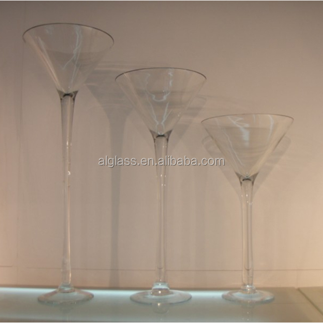 Wholesale giant martini glass vases centerpieces buy