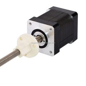 Linear Stepper Motor with 300mm Lead Screw