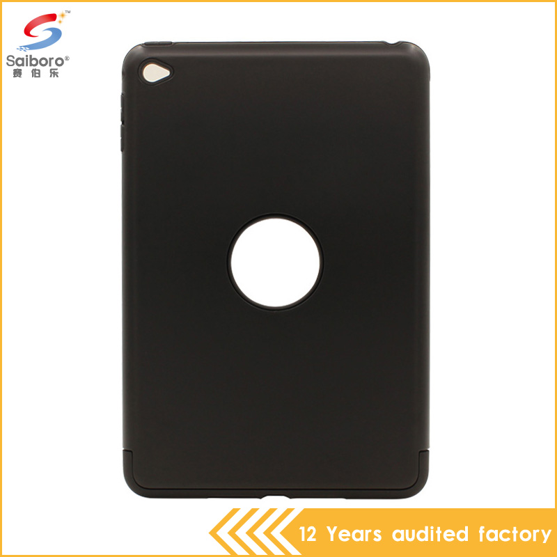 Lowest price attractive appearance tpu pc shockproof case for ipad mini 4