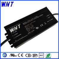Waterproof constant voltage 12v 24v 36v 48v LED driver 100W 150w 200w