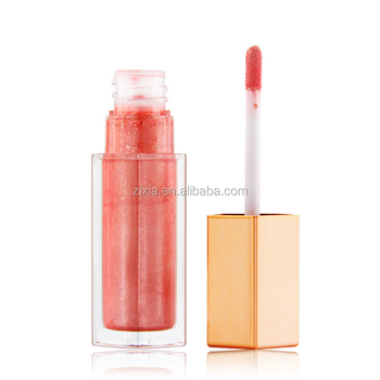 best quality cheap Promotional product  no label Waterpoof  clear lipgloss  Matte liquid Lipgloss