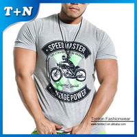 wholesale fitness clothing/easy dry crossfit t-shirt
