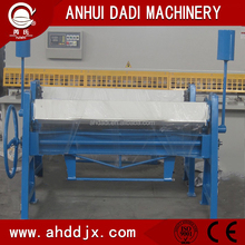 stainless steel folding machine,folder machine for 1.3 meters plate