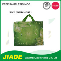 Top Sale Grocery Woven casual tote bag/Eco-friendly bags cheap/Recyclable non woven bag