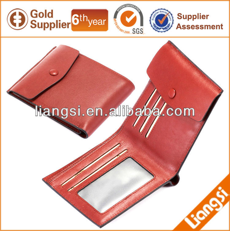 leather design cheap ladies purse