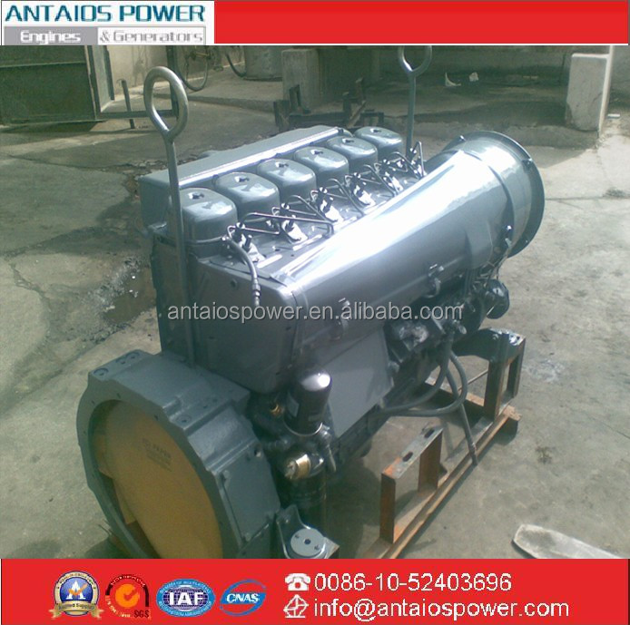 60HP DEUTZ ENGINE FOR HYDRAULIC PUMP BF6L913C AIR COOLED