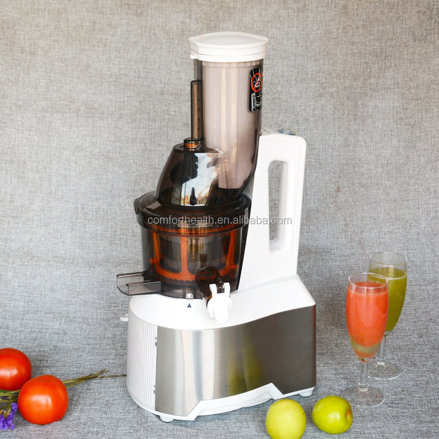 BPA free Big Mouth Low Noise Korea Hurom Electric Whole Slow Juicer