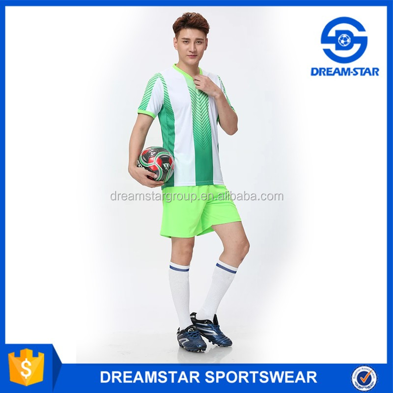 Latest Design Full Set Training Jersey Shirt,Short
