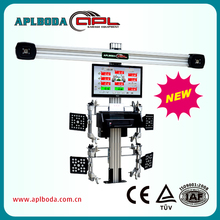 Auto maintenance equipment four wheel alignment 3d factory price