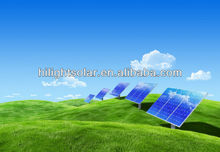 New Mono price per watt solar panels 260W with TUV CE