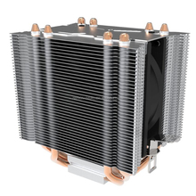 4U 110W Heat pipe heatsink for CPU Intel and AMD