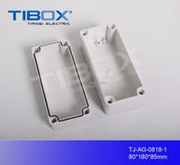 TIBOX hot sale high quality waterproof pvc junction box machines 80*180*85