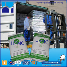 HPMC/HEC for constructions