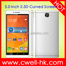 Summer S1 MT6580M quad core 8GB ROM WIFI GPS 5.0 Inch Curved Touch Screen cheap android phones