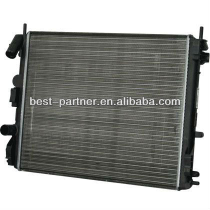 auto parts radiator for Renault Logan 8200189288