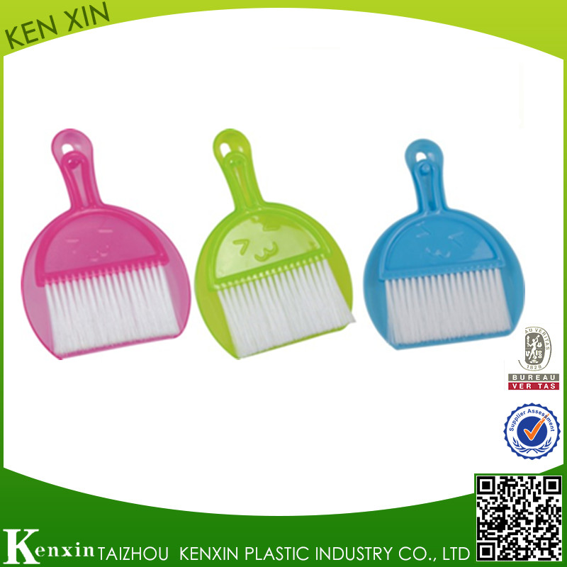 Plastic Mini Dust pan and Brrush KX-508