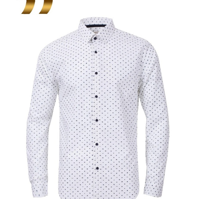 white long sleeve casual silicone wash 100% cotton custom size latest shirt designs for men dress boys t shirt