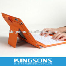For IPAD Case With Keyboard Bluebooth, Stand Case For New IPAD