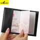 1359401 high quality custom pu leather travel passport cover with RFID blocking