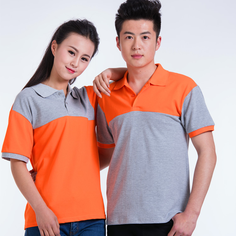 oem fashion design couple t-shirt