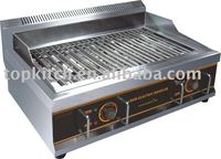 High Efficiency User Friendly CE Approved AISI 304 Stainless Steel Satay Grill