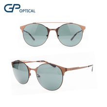 GP8081 New fashion metal sunglasses mirror lens china wholesale sunglasses