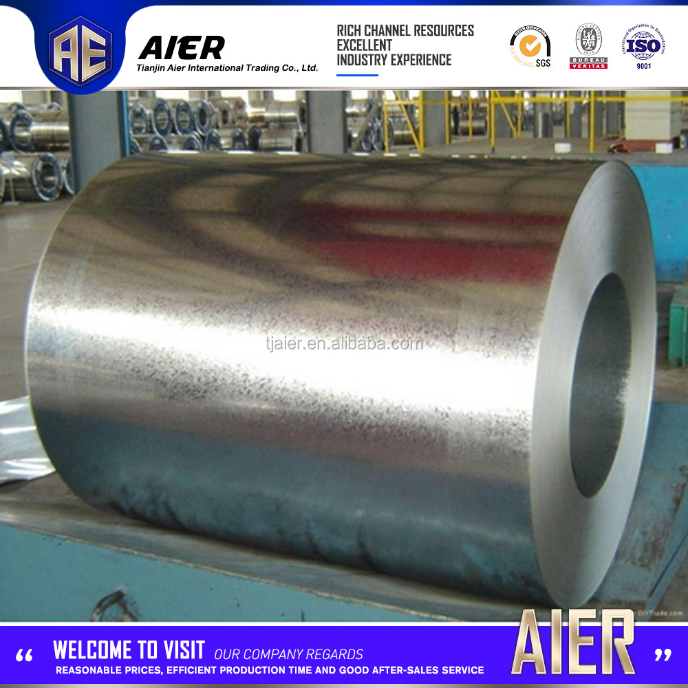z 280g china manufacture hot dip galvanized steel tape /metal strip /sheet in coil