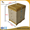 Hot sale best price honey bee house plastic beehive