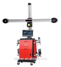 High-definition 3d wheel alignment equipment