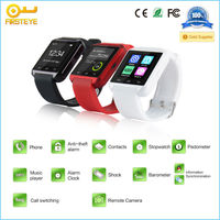 cheap wholesale mobile phones bluetooth u8 ce rohs smart watch with camera