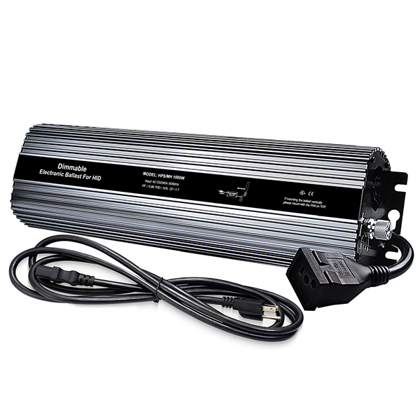 Honest Manufacturer SINOWELL Hydroponics 1000w Grow Light Electronic Digital Ballast