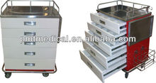 Hospital delivery cart Medical cart with drawer