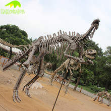 KANOSAUR0527 Activity Theme Highly Detailed Mammoth Animal Skeleton Model For Sale