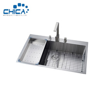 Shower Pedicure Kitchen Sink Stainless Steel Adapter Tub Clip Drainer Mixer In Bangladesh Dishwasher With Jets Combo