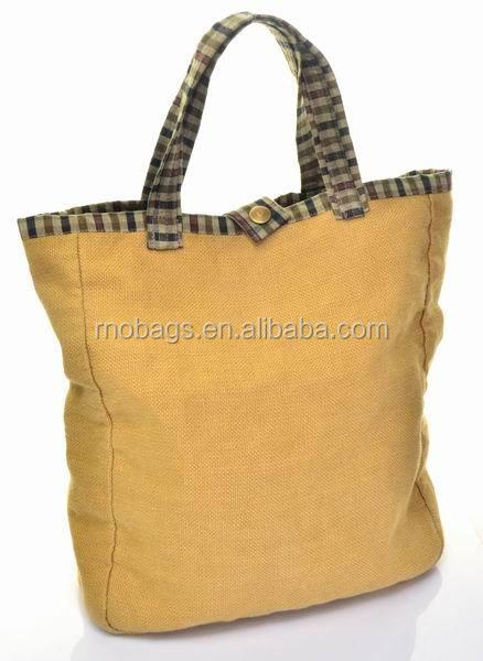 high quality cotton canvas handy tote bag (4) - .jpg