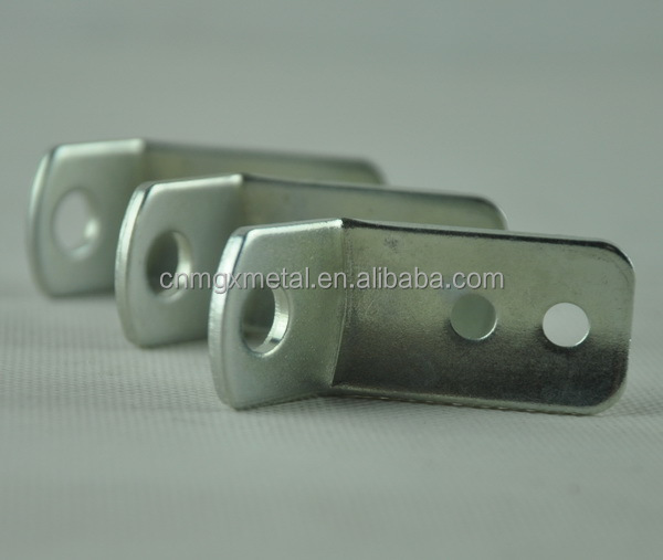 Zinc Plated Metal Corner Bracket