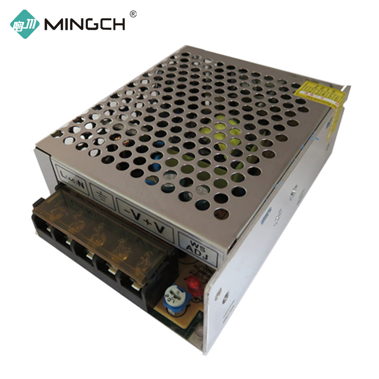 MINGCH China Supplier 2A 24V 63HZ Led Server Power Supply With Low Price
