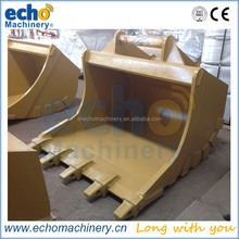 high quality Kobelco SK30,SK50,SK200 excavator bucket spare parts for quarry