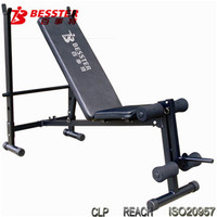 BEST JS-005H Weight Lifting Bench newest padded exercise benches