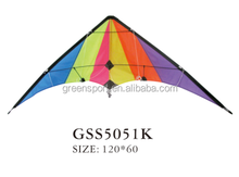 GSS5051K COLORFUL TRIANGLE FLYING KITE POWER KITE
