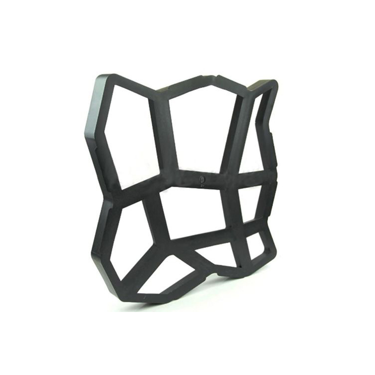 Pathmate Concrete plastic mould <strong>injection</strong> making for your garden pave ways Household DIY Trail mould plastic Square Design