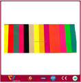 Tearable Colorful Durable Double Sides Reflective Stretch Fabric