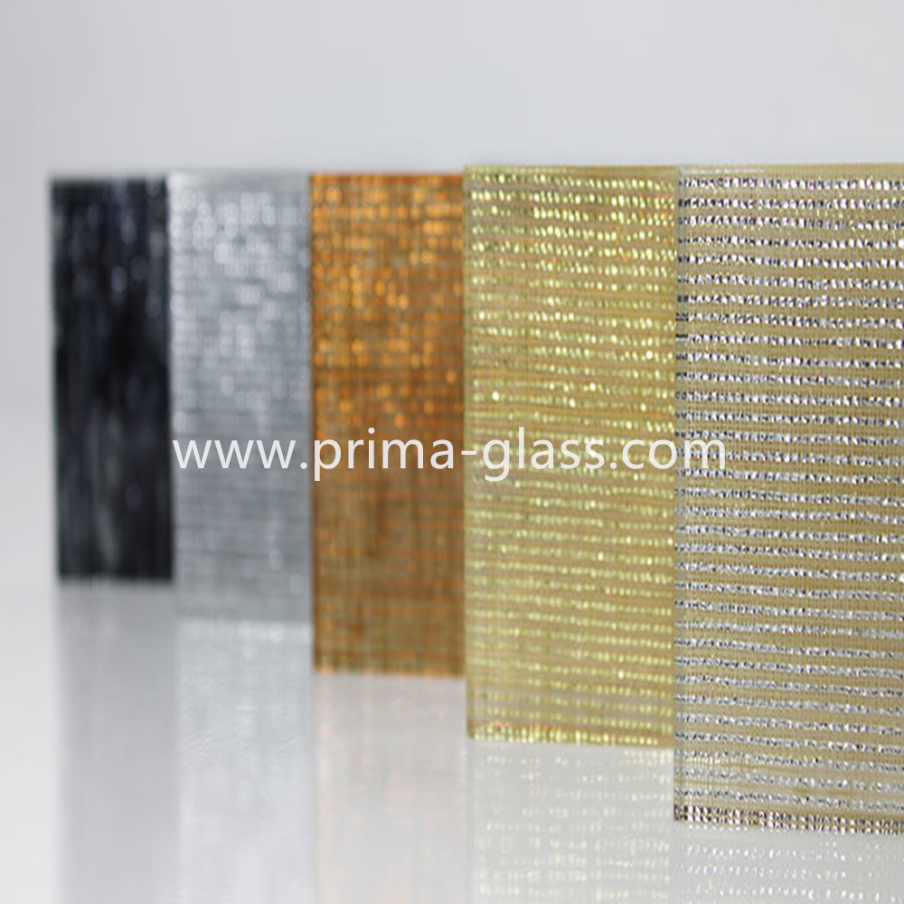 Prima various veranda decorative metal mesh glass pane
