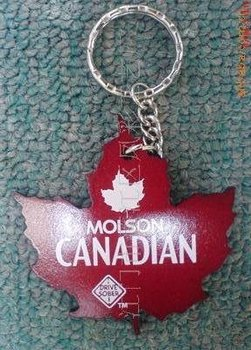 Wood maple leaf shape small keychain for small souvenir gift (Wooden craft in laser-cutting & engraving)
