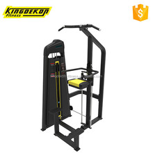 Kingdekon High Quality Heavy Duty Cage Powertec Fitness KDK8829 Dip Chin Assit With attractive Price strength machines