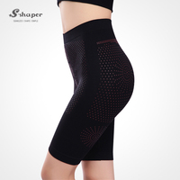 S-SHAPER Women High Waist Far Infrared Slimming Underwear Panty